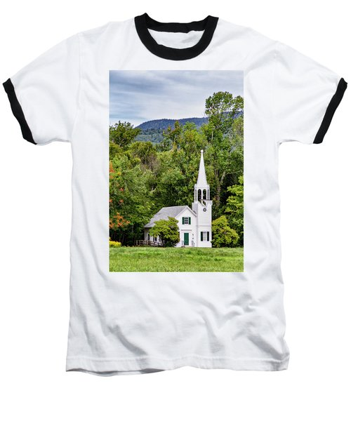 Wonalancet Union Chapel Baseball T-Shirt