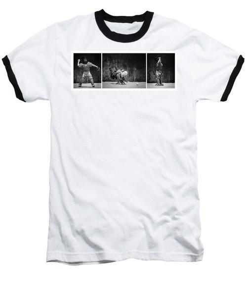 Working It Baseball T-Shirt