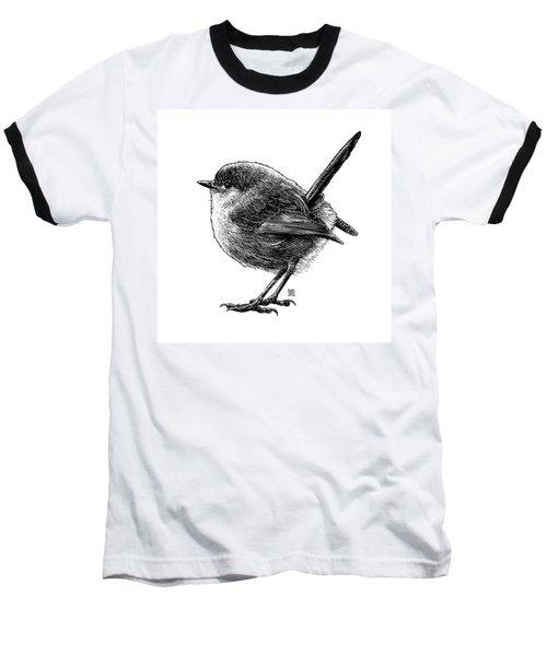 Wren Baseball T-Shirt