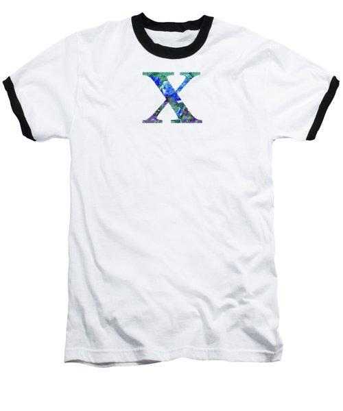X 2019 Collection Baseball T-Shirt