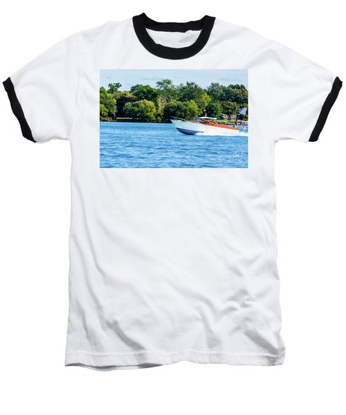 Yes Its A Chris Craft Baseball T-Shirt
