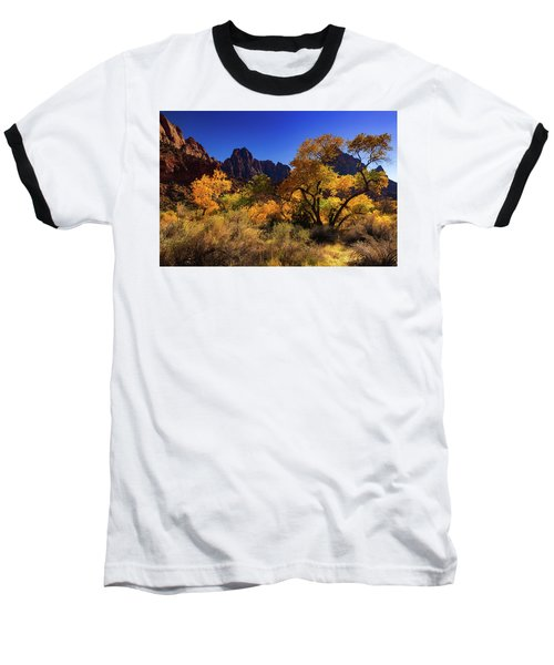 Zions Beauty Baseball T-Shirt
