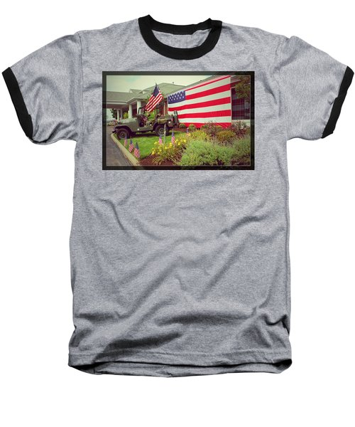 Some Gave All Baseball T-Shirt
