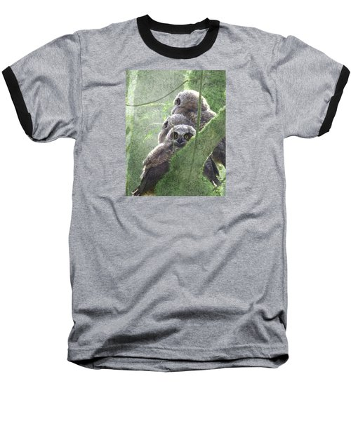 Baseball T-Shirt featuring the photograph Harbingers Of Spring by I'ina Van Lawick
