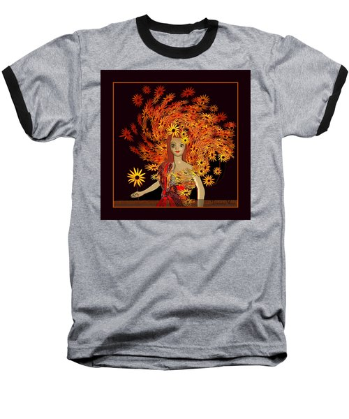 322 - Sweet Child Of Autumn .. Baseball T-Shirt