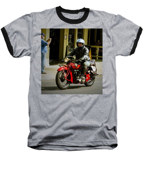 # 70 Rolls In To Cape G'. Baseball T-Shirt