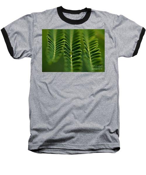 A Green Drop Baseball T-Shirt
