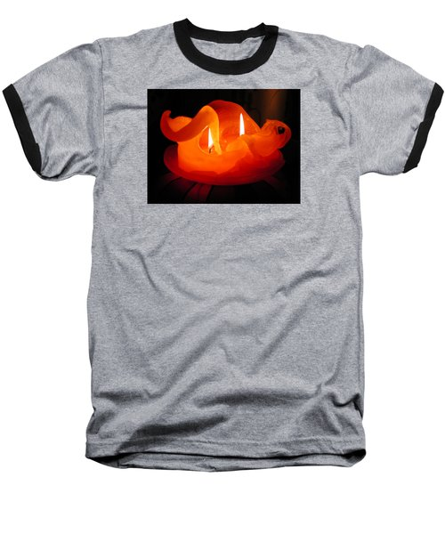 Baseball T-Shirt featuring the photograph  Beyond Life Light Zen Meditation by Colette V Hera  Guggenheim
