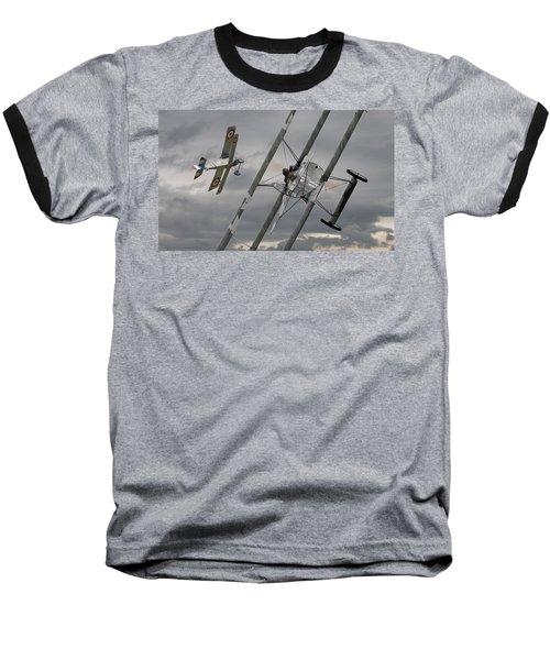 Gotcha Baseball T-Shirt by Pat Speirs