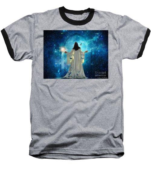 Heavens Door Baseball T-Shirt