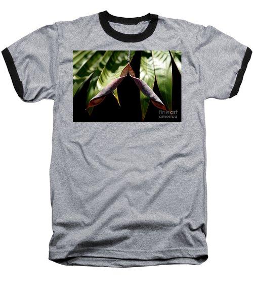 Husk Baseball T-Shirt by Michelle Meenawong