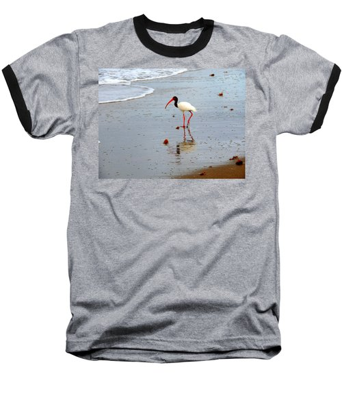 Lone Ibis Baseball T-Shirt