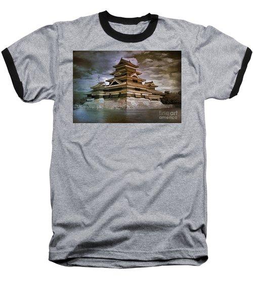 Matsumoto Castle  Baseball T-Shirt