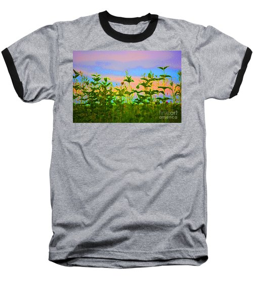 Meadow Magic Baseball T-Shirt