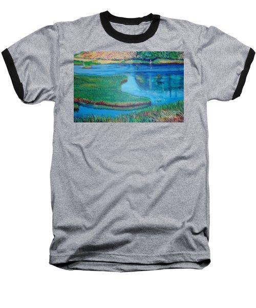 Myakka Sanctuary Baseball T-Shirt