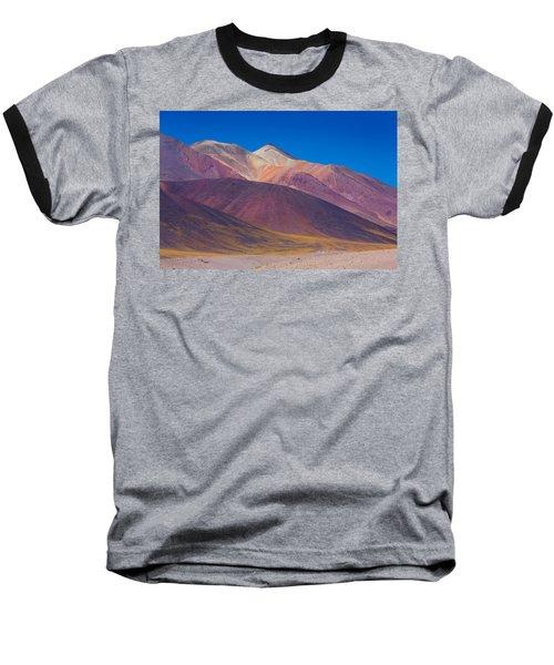 Painted Atacama Baseball T-Shirt