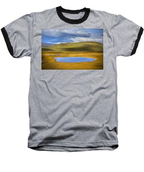 Patagonian Lakes Baseball T-Shirt