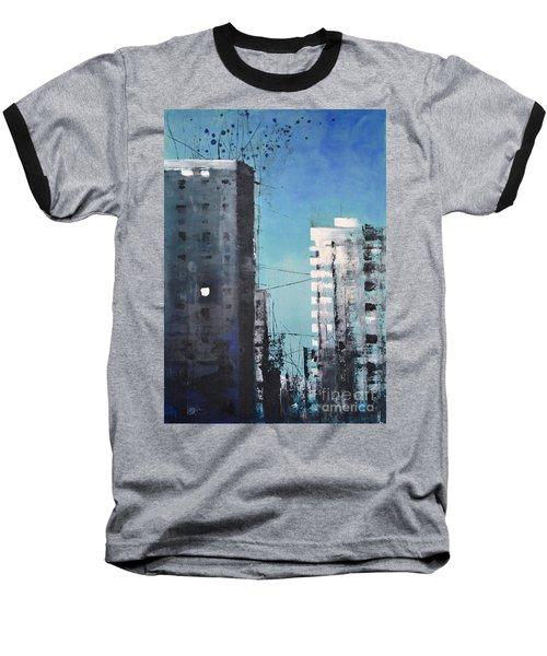 Rotterdam Baseball T-Shirt by Maja Sokolowska