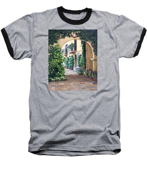 Sedona Archway Baseball T-Shirt
