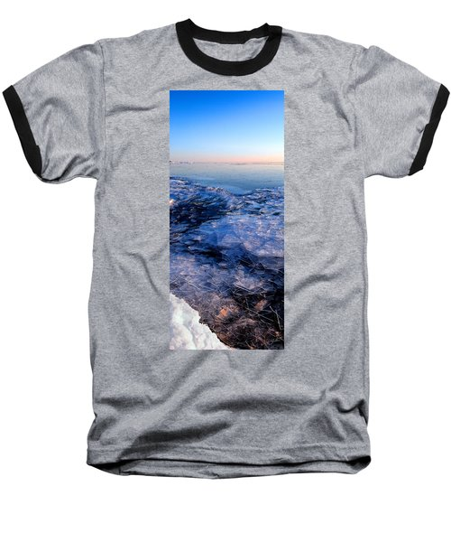 Superior Winter   Baseball T-Shirt