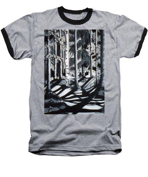 Take The Maine Path Baseball T-Shirt