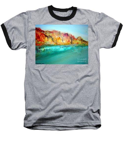 The Kimberly Australia Nt Baseball T-Shirt
