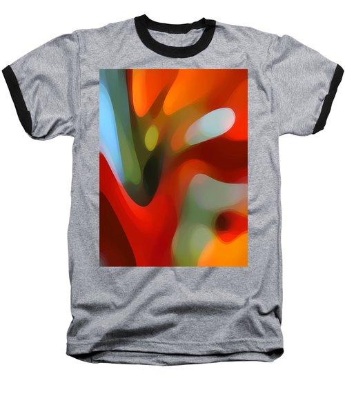 Tree Light 2 Baseball T-Shirt