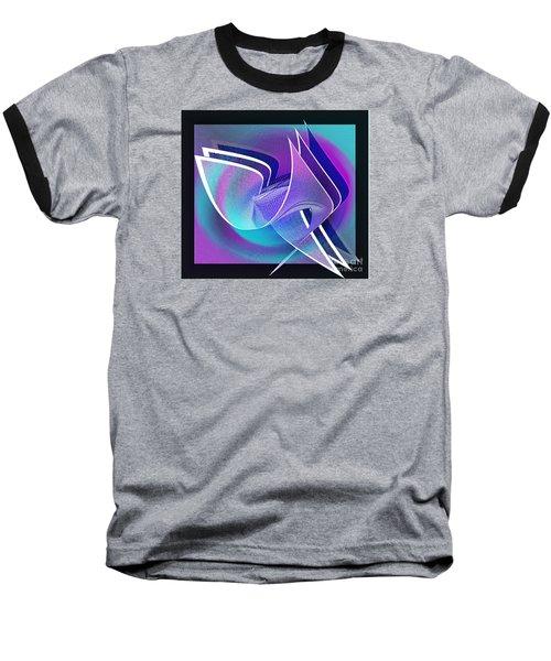 Twisted Linen Baseball T-Shirt