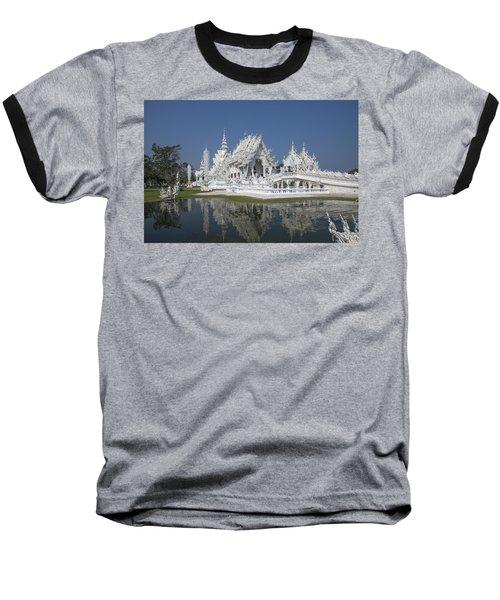 Wat Rong Khun Ubosot Dthcr0002 Baseball T-Shirt