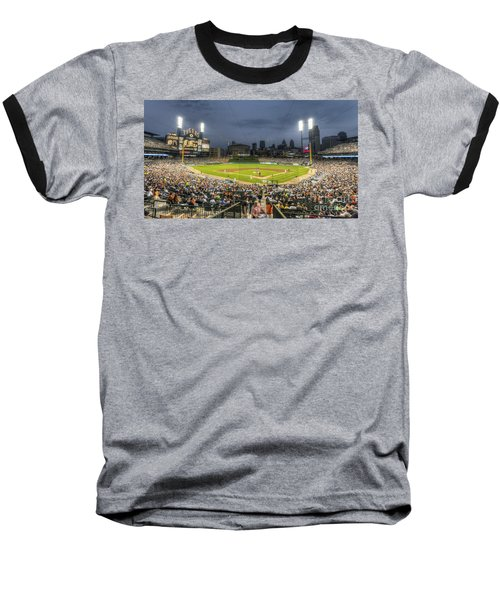 0101 Comerica Park - Detroit Michigan Baseball T-Shirt