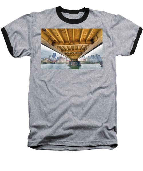 0309 Pittsburgh 4 Baseball T-Shirt