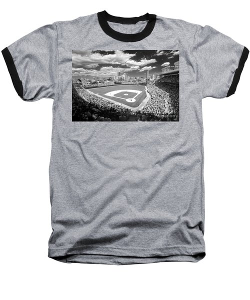 0416 Wrigley Field Chicago Baseball T-Shirt