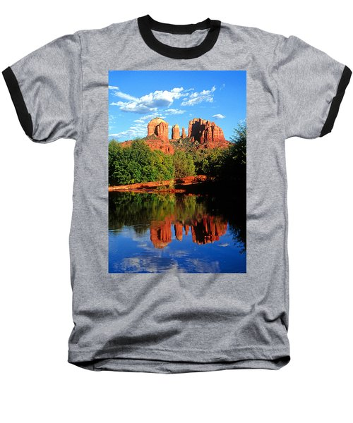 0464 Sedona Arizona Baseball T-Shirt