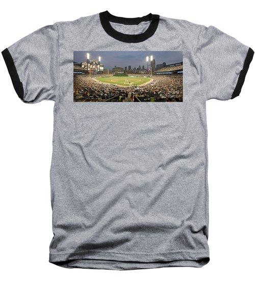 0555 Comerica Park Detroit Baseball T-Shirt