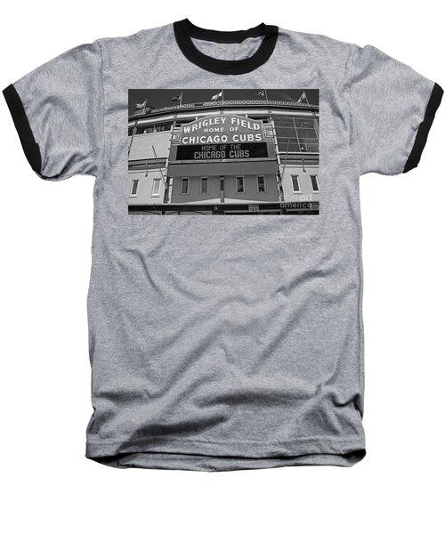 0600 Wrigley Field Baseball T-Shirt