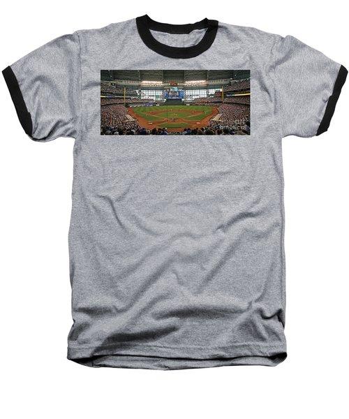 0613 Miller Park Baseball T-Shirt