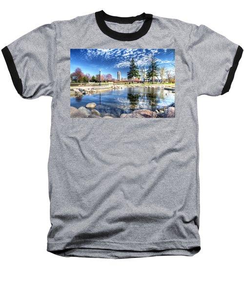 0663 Elgin From Walton Island Baseball T-Shirt