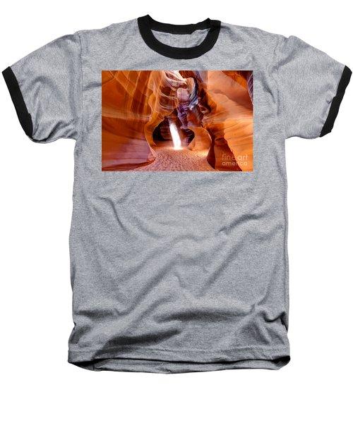 0728 Upper Antelope Canyon - Arizona Baseball T-Shirt