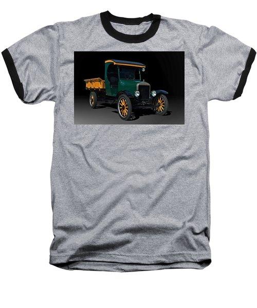 1923 Ford Model Tt One Ton Truck Baseball T-Shirt by Tim McCullough