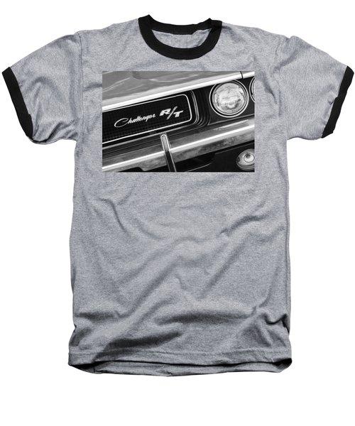 1970 Dodge Challenger Rt Convertible Grille Emblem Baseball T-Shirt