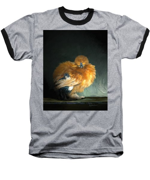 20. Hiding Baseball T-Shirt