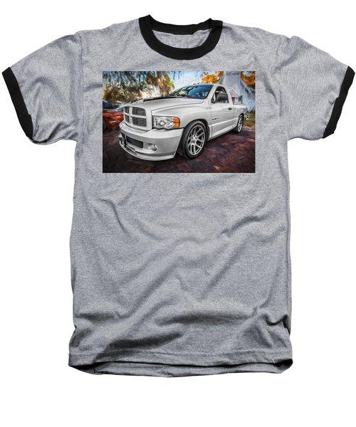 2004 Dodge Ram Srt 10 Viper Truck Painted Baseball T-Shirt