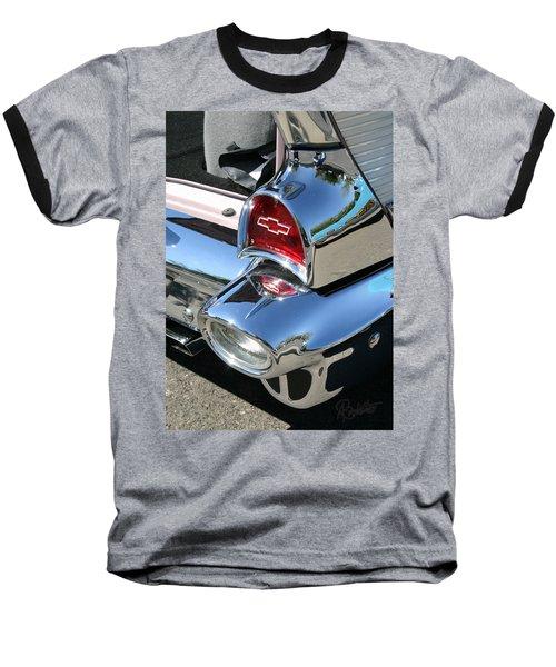 '57 Chevy Baseball T-Shirt