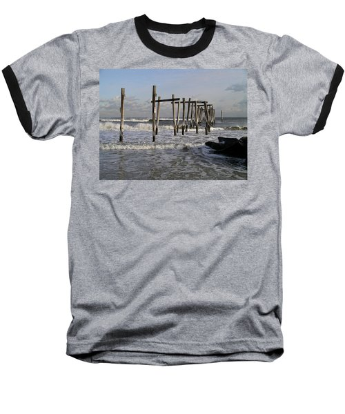 59th St. Pier Baseball T-Shirt