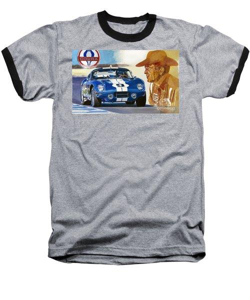 64 Cobra Daytona Coupe Baseball T-Shirt