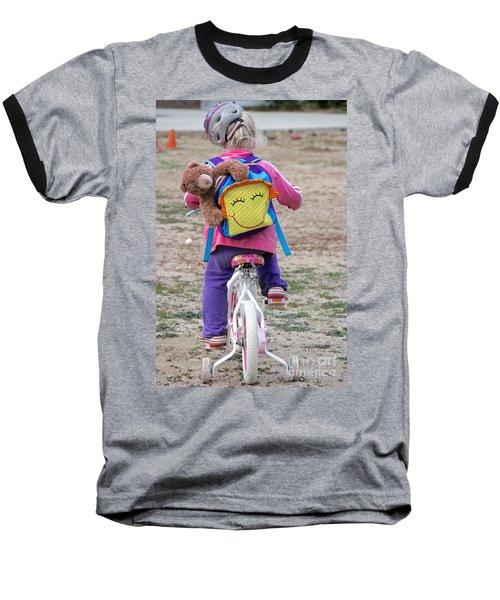 A Child's Adventure Baseball T-Shirt