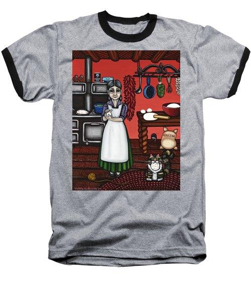 Abuelita Or Grandma Baseball T-Shirt