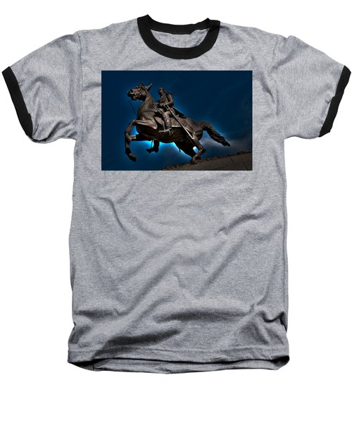 Andrew Jackson Baseball T-Shirt by Ron White