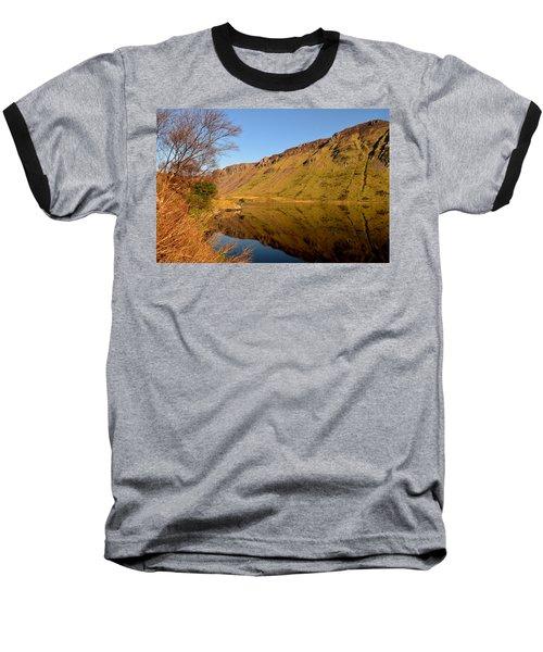 Annascaul Lake Baseball T-Shirt