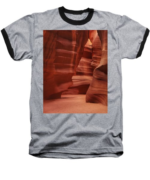 Baseball T-Shirt featuring the photograph Antelope Slot Canyon by Andrew Soundarajan